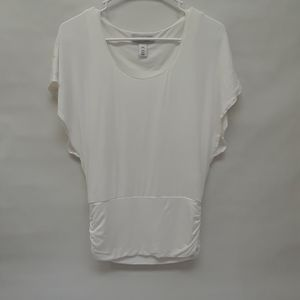 White House Black Market fitted blouse
